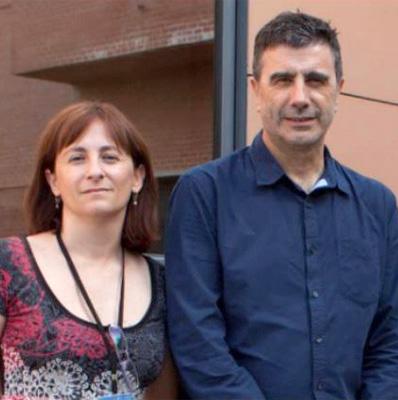 Xavi Molina y Teresa Martínez en la junta directiva de ACEDE