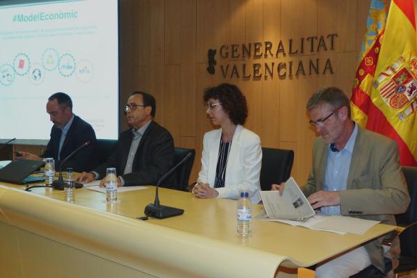 La UJI participa en una jornada de trabajo sobre la transformación del modelo económico