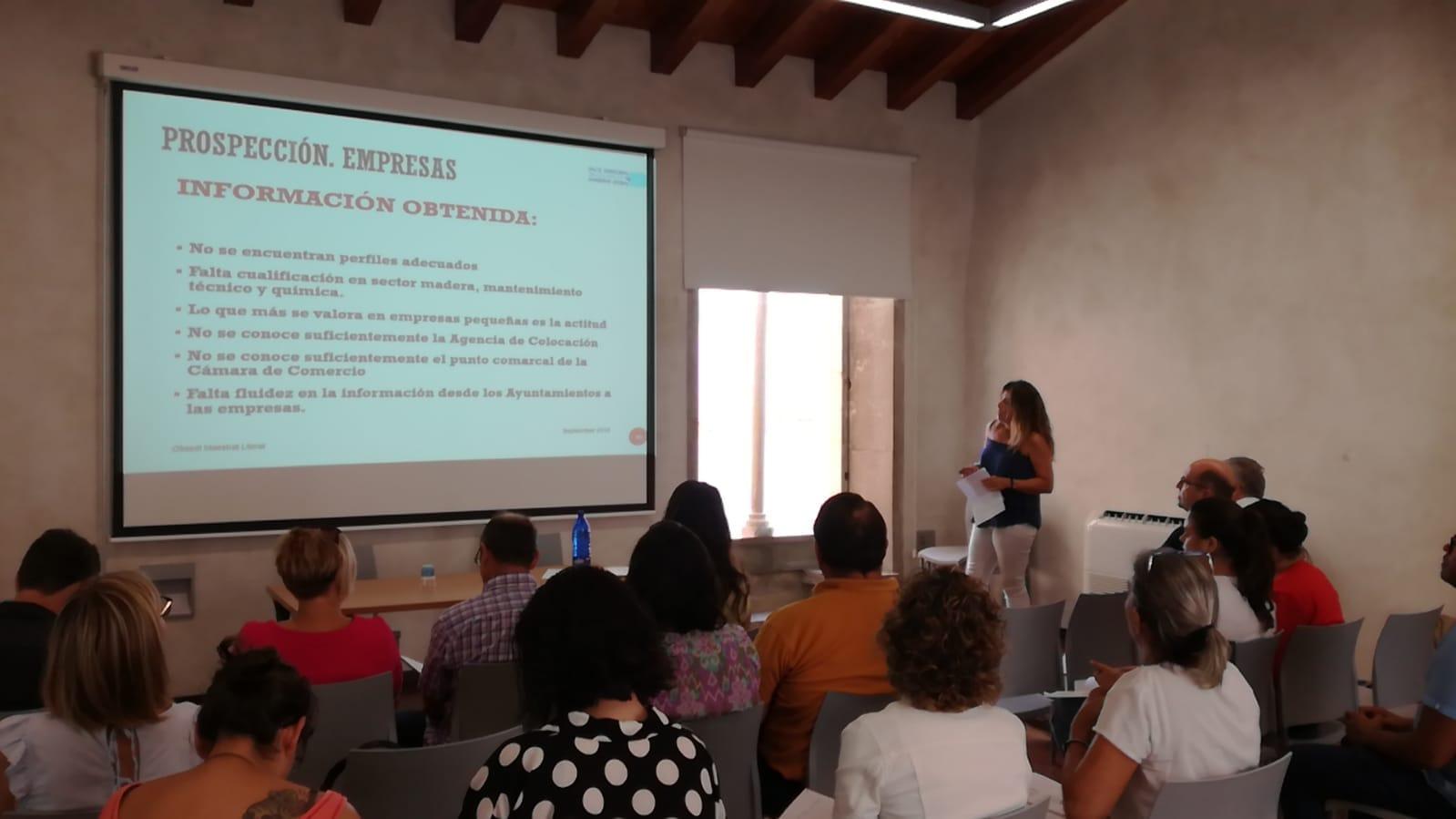 Presentació: Memòria d'activitat i conclusions previas. Obsedi Maestrat Litoral