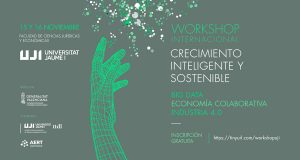 Workshop Internacional sobre Crecimiento Inteligente y Sostenible